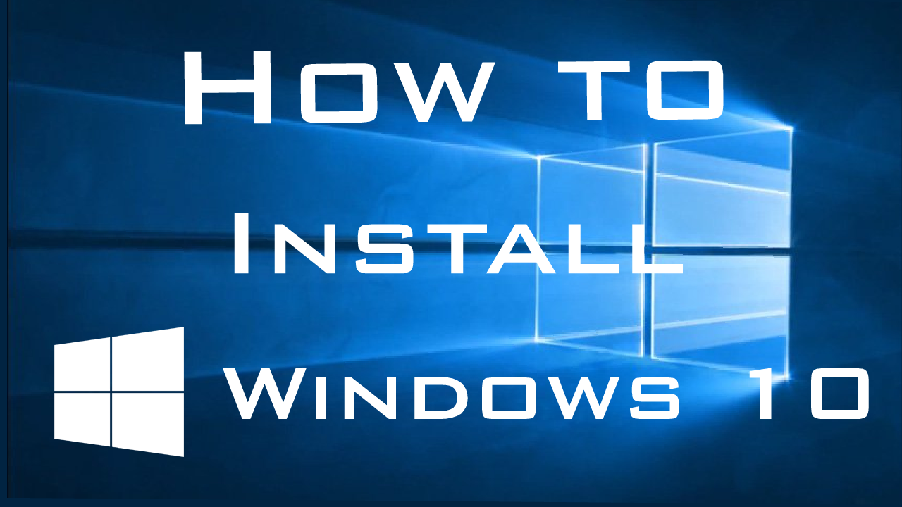 How to Install Windows 10 Using USB Pendrive