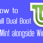 Install Dual Boot Linux Mint alongside Windows